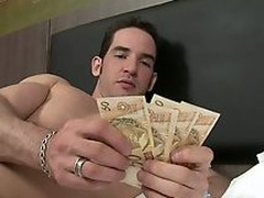 Sexy shemale be fitting of cash