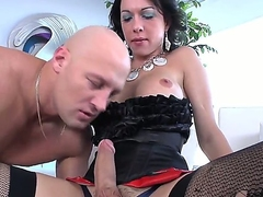 Hot shemale Danika Dreamz is feeling like having her bushwa sucked today, she is team a few powerful bitch plus knows hot find a man plus make him do whatever she want to her body plus cock.