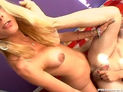 Amazing Samara likes fucking in turn
