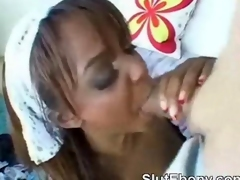 Apple Butt Sexy Black Slut Ass Rammed In Bedroom