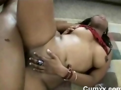 Ghetto Slut Fucked In Nice Ass